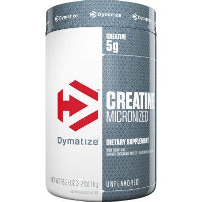 creatine micronized creatine micronized by dymatize lowest prices at