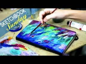 decorating  sketchbook cover sketchbook sunday episode