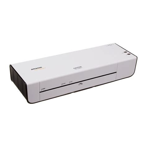 amazonbasics thermal laminator up to 9 inches wide