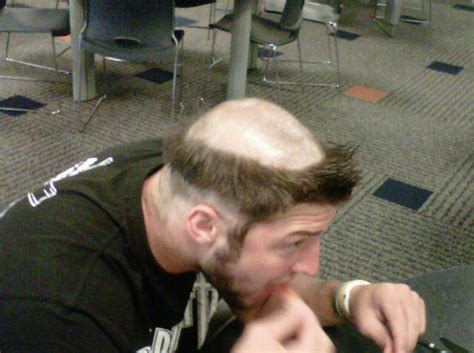 haircut specials denver photos broncos rookies receive their special haircuts