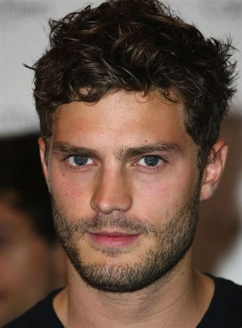 Christian Grey by Jamie Dornan Health Fitness Height Weight Chest