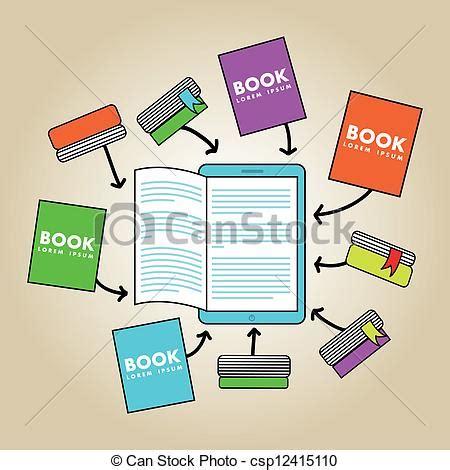 e book icon design stock vector image 49331229 vector clip art of ebook download over beige background