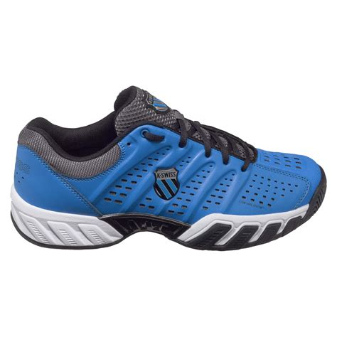 light blue tennis shoes k swiss mens bigshot light tennis shoes brilliant blue
