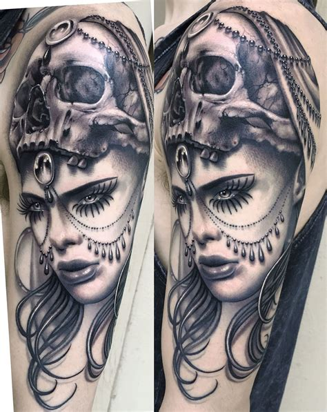 tattoo angels ink master ryan ryan ashley malarkey first ever woman to receive the ink