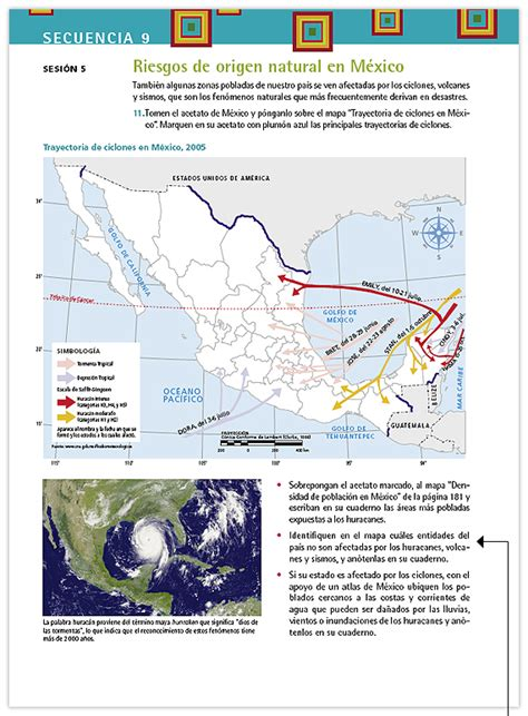 libro mundo maravilloso los volcanes geograf 237 a de m 233 xico y del mundo libro para el maestro telesecundaria primer grado volumen i