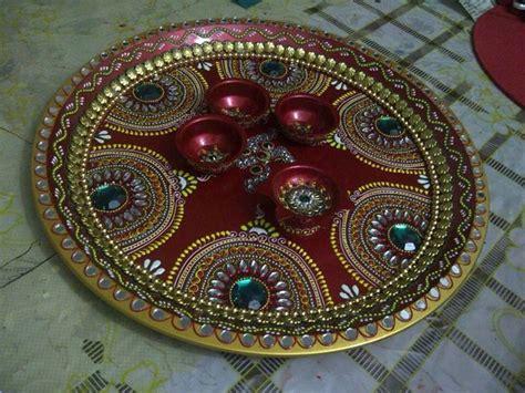 decorative aarti thali online 312 best ideas about kundan crafts on pinterest acrylics