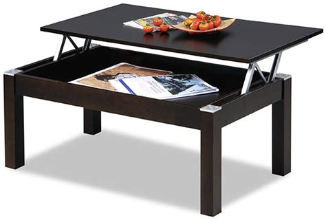 cota 18 lift top coffee table with storage