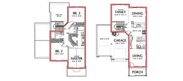 calculating square footage of a house calculating the square footage of residential homes