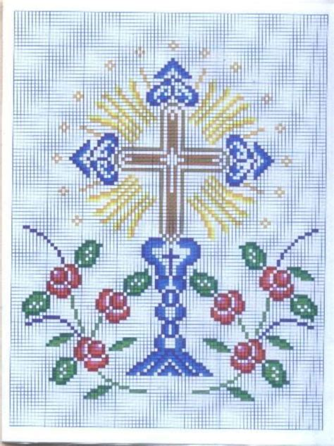dibujos a punto de cruz de el libro de la selva de disney motivos religiosos a punto de cruz imagui imagenes