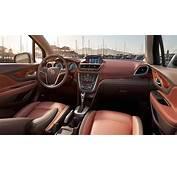 2016 Buick Encore Model Interior