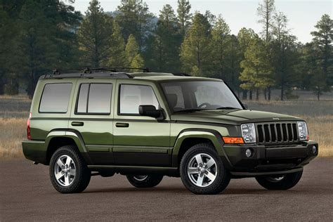 2006 Jeep Commander Price Range 2009 Jeep Commander Reviews Specs And Prices Cars