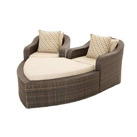 rattan daybed maze rattan heart daybed the uk s no 1 garden furniture