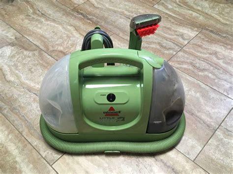 homemade upholstery cleaner   green machine