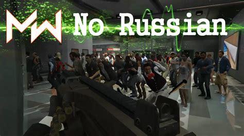 modern warfare  russian mission gta modscom