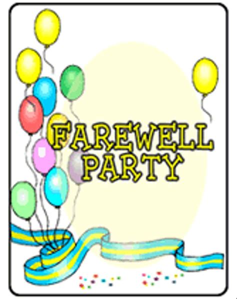 farewell templates free 15 farewell lunch invitation jpg vector eps ai