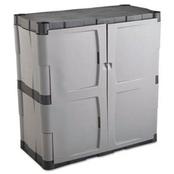 Rubbermaid Outdoor Storage Cabinet Rubbermaid Outdoor Storage Cabinets 2 Rubbermaid Storage Cabinets With Doors