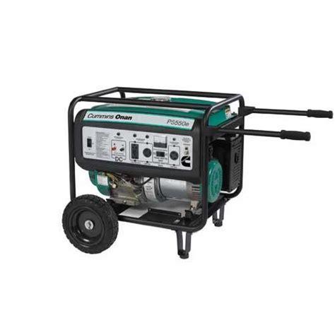 best price on cummins onan 5500 watt portable generator