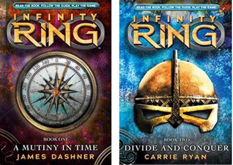 infinity ring book series infinity ring new series news kidsmomo