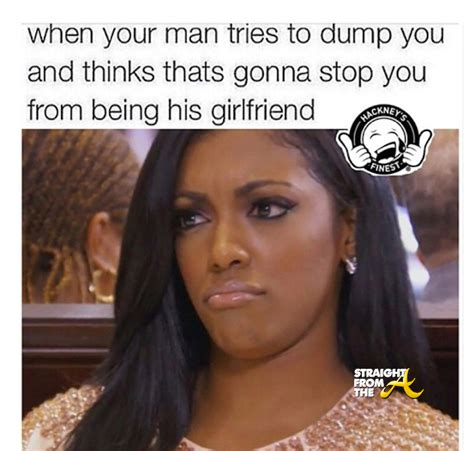 porsha williams meme straightfromthea straight