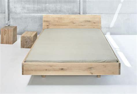 massivholzbett quadra vitamin design i holzdesignpur - Bett Quadra