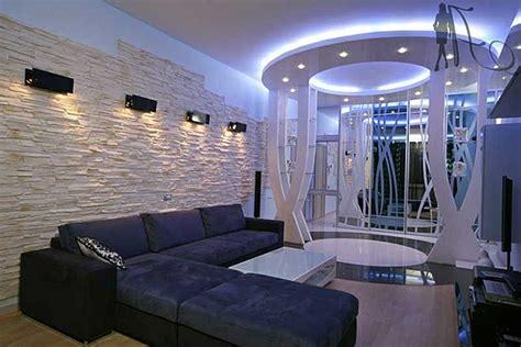 abgehängte decke wohnzimmer schlafzimmer landhausstil
