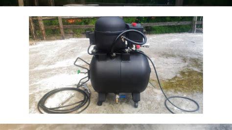 Kompresor Kulkas 1 6pk kompresor dari mesin kulkas