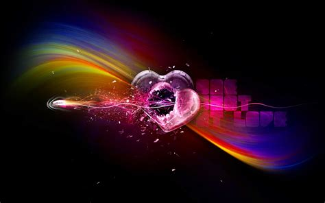 love themes hd wallpaper romantic love heart designs hd cover wallpaper pixhome