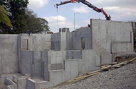 concrete basement cost concrete basements poured with aluminum concrete forms