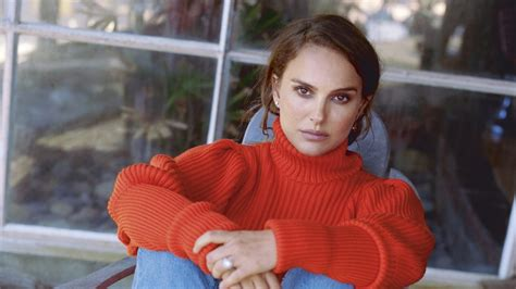 Home Interiors And Gifts by Marie Claire February Issue Cover Star Meet Natalie Portman