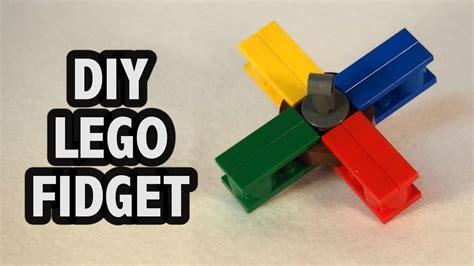 tutorial lego pdf make your own lego fidget spinner tutorial diy how to