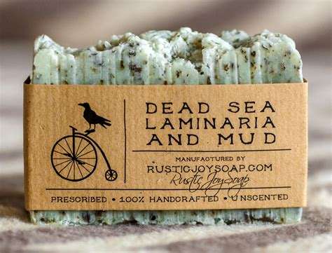 By Nature Handmade Soaps - dead sea mud soapgift for hergirlfriendgift for womendead