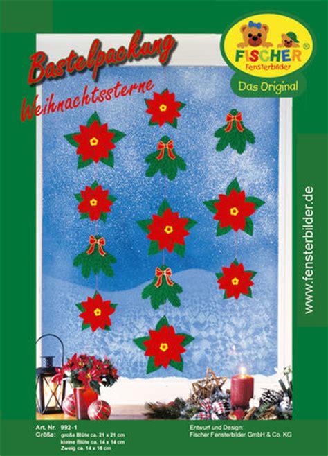 Weihnachtsdeko Basteln Fenster Vorlagen by Zu Weihnachten Basteln Mit Vorlagen Fischer Fensterbilder