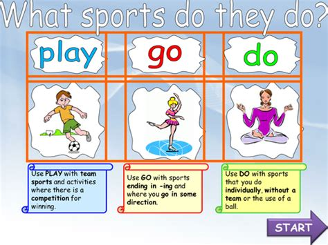Pdf I Can Play by Sports By Evaszucs Teaching Resources Tes