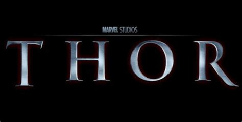 Thor Movie Font | new marvel studios logo dhs connection wdwmagic