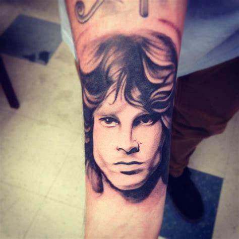 jim morrison tattoos jim morrison portrait by adrenaline vancity