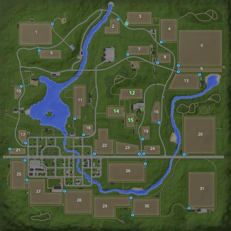 Ls 11 Gold farming simulator 17 field information goldcrest valley