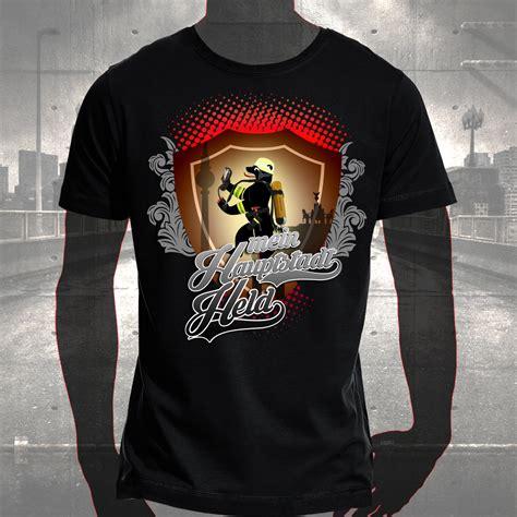 T Shirt Berlin t shirt berlin hauptstadtfeuerwehr
