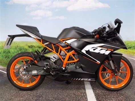 ktm rc    newport gumtree