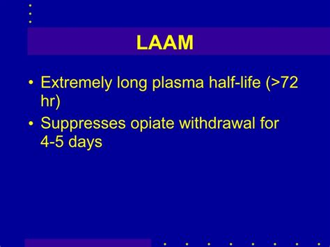 Laam Detox by Opioids Lecture 08