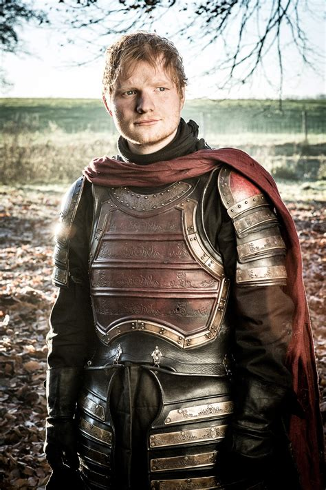 ed sheeran game of throne ed sheeran s surprise cameo on game of thrones