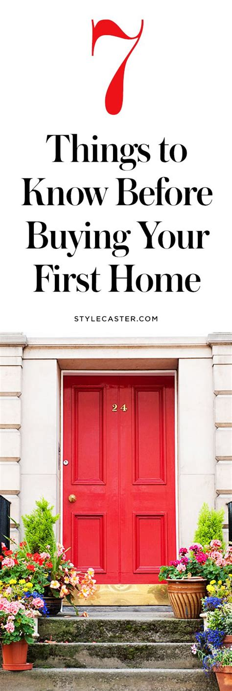 Things To Know Before Buying A House 6 Things You Should