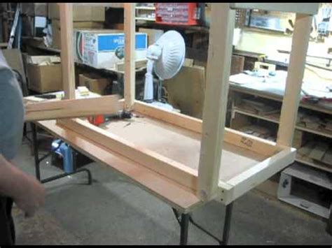 diy foldable table legs folding leg work table