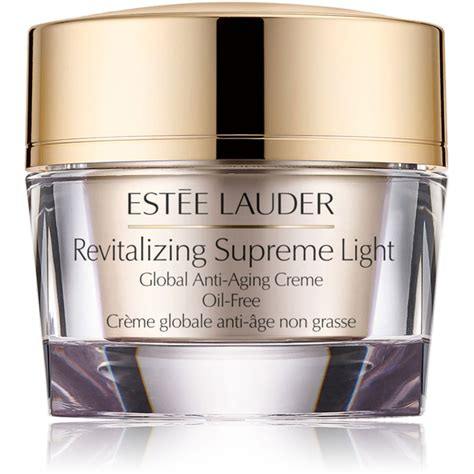 Estee Lauder Revitalizing est 233 e lauder revitalizing supreme light creme free