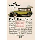 Vintage Car Advertisements Of The 1920s Page 36
