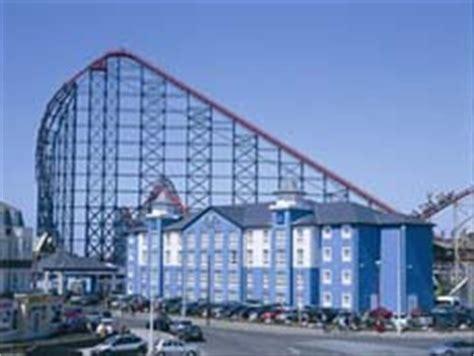 big blue hotel blackpool pleasure beach blackpool