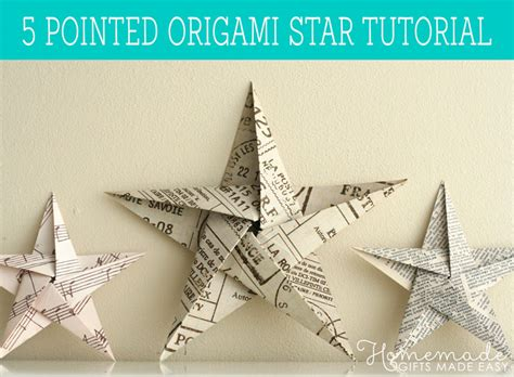 Five Pointed Origami - 1000 images about paper and origami on