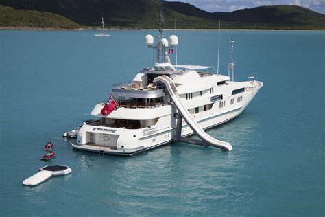 jacht russische miljardair superyacht calypso built by amels yacht charter