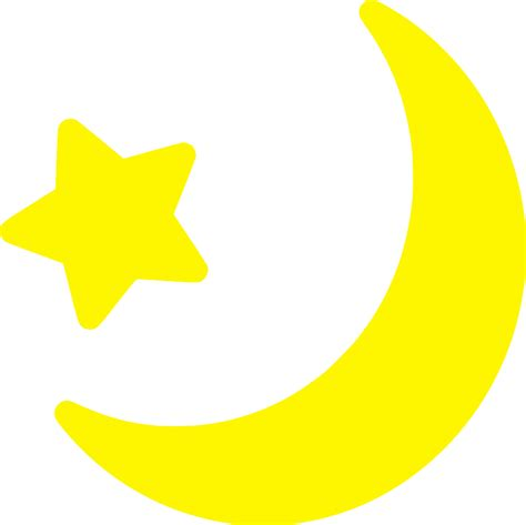 moon clipart yellow moon and icon clipart panda free clipart