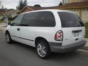 1996 Dodge Caravan 1996 Dodge Caravan Pictures Cargurus