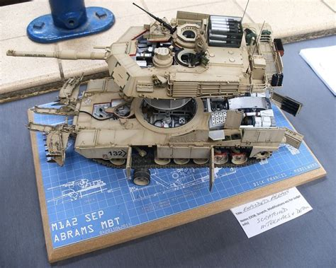 Abrams Tank Interior by That Be Friend Dicky Quot Nemo Quot Francis M1a2 Build With 100